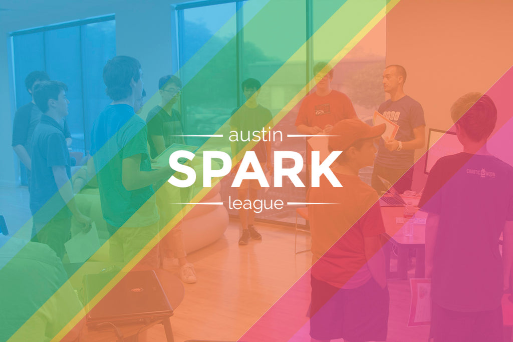 A cooler summer camp: Austin Spark League throws kids into startup environment