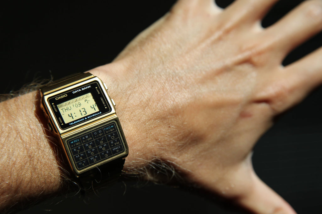 A Casio smartwatch is coming, but can it top the classic calculator watch?