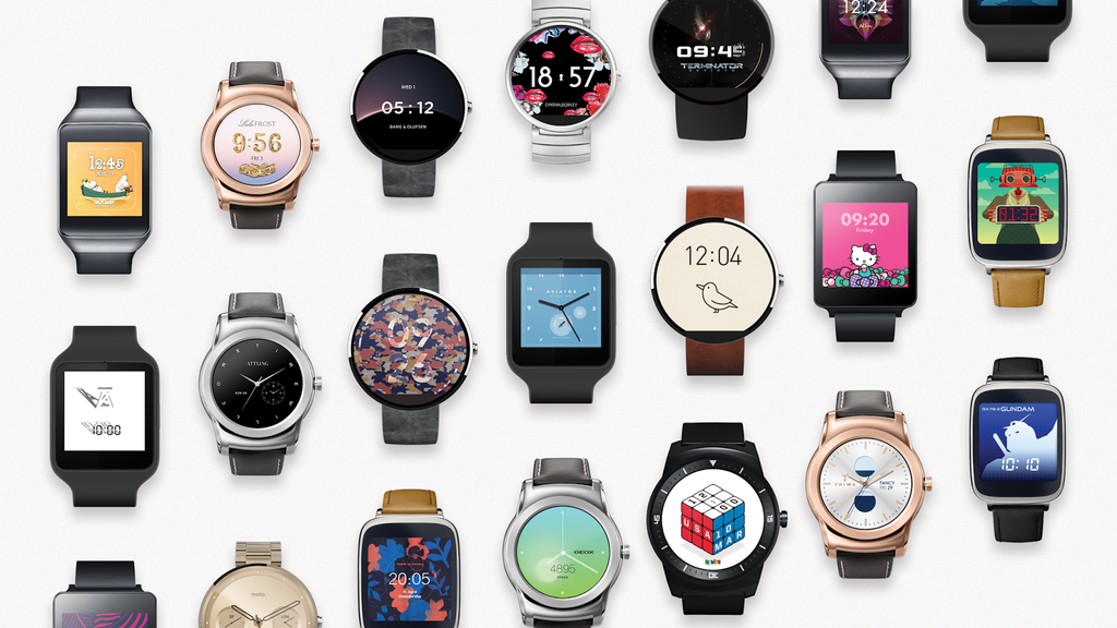 17 new Android Wear smartwatch faces hit Google Play