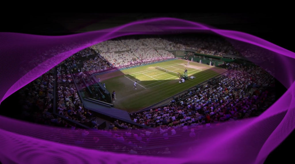 Jaguar uses wearable technology during Wimbledon to gauge audience emotion