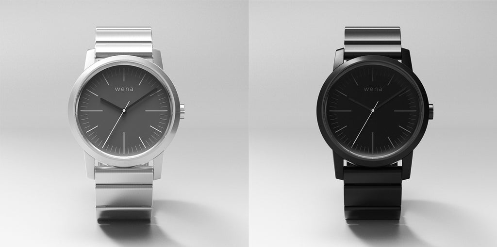 Sony's crowdfunded Wena smartwatch could be a hit — if it ever gets here