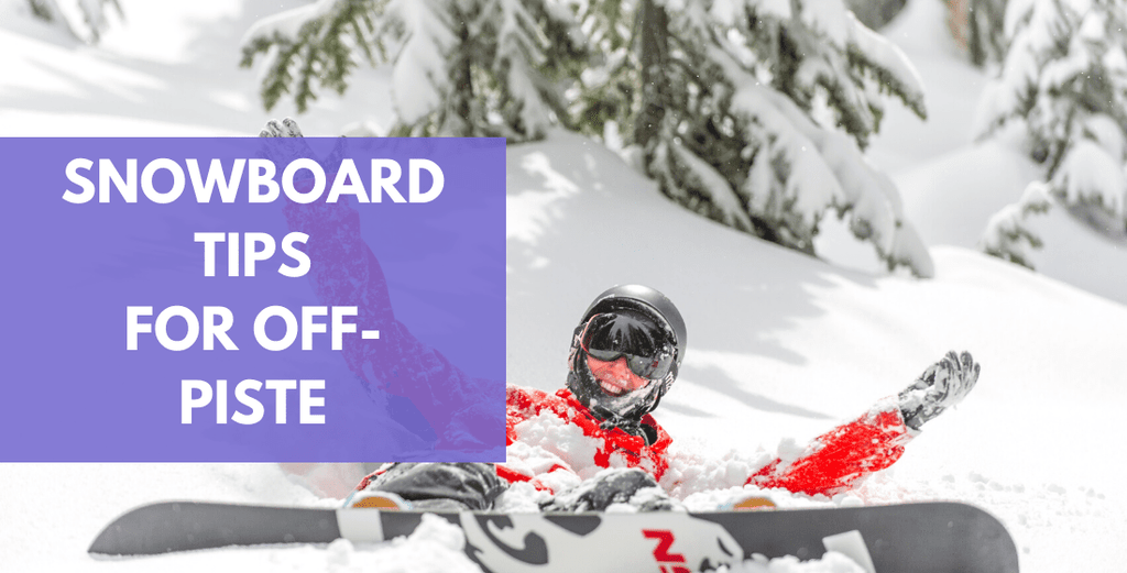 Snowboard Tips for Bumps and Moguls