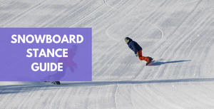 Snowboard Stance Guide