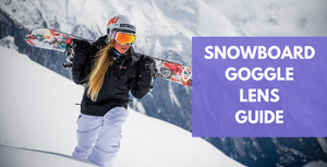 Snowboard Goggle Lens Guide