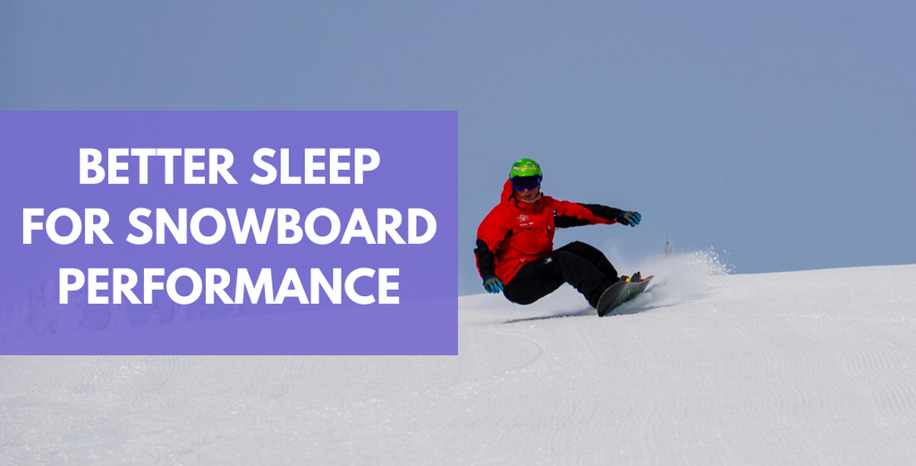Is Lack Of Sleep Effecting Your Snowboarding?