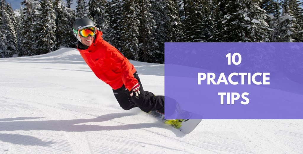 10 Tips For Practising Virtual Snowboard Lessons