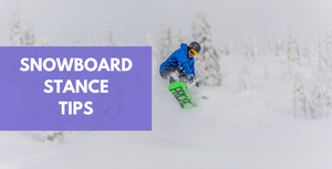 4 Snowboard Stance Issues + The Optimal Position