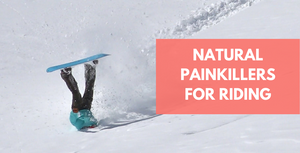 Try Natural Painkillers When Sore From Snowboarding
