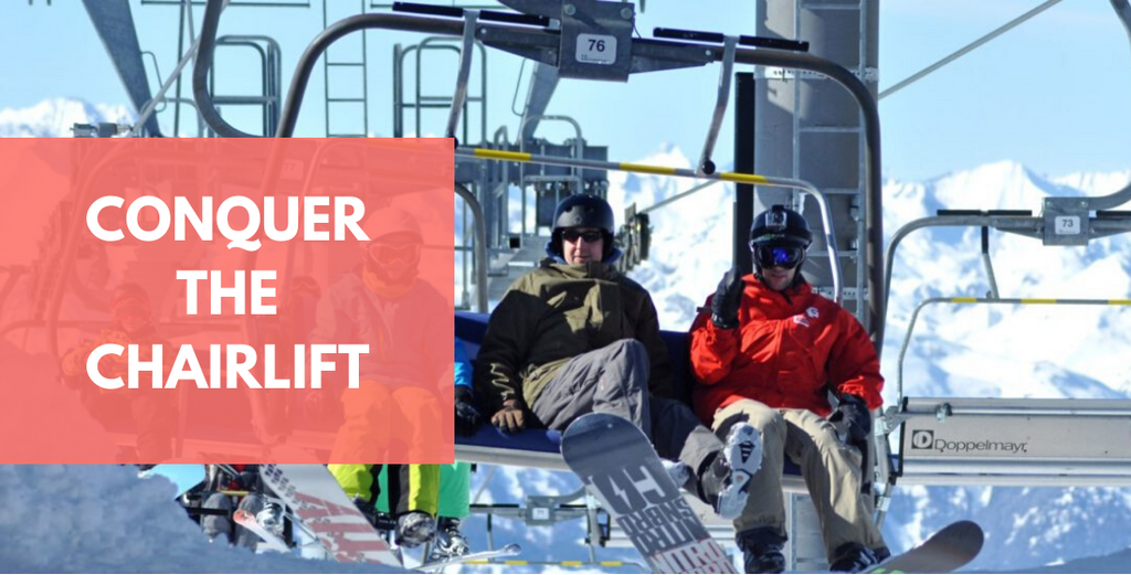 How To Conquer The Chairlift With Confidence And Without Falling