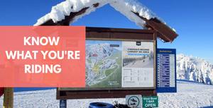 The Meanings Of Slope Signs | #SnowboardEducation