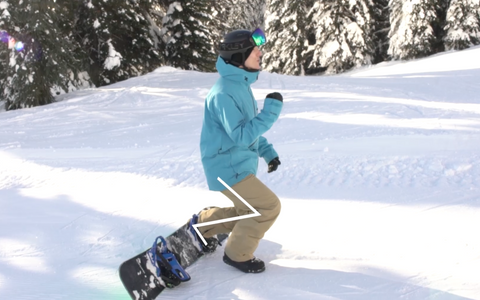 how to snowboard, snowboard carving, learn to snowboard, snowboard lessons
