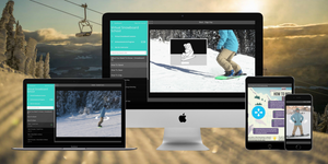 learn to snowboard, online snowboard lessons, how to snowboard online