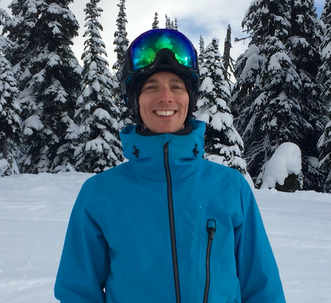 virtual snowboard school founder