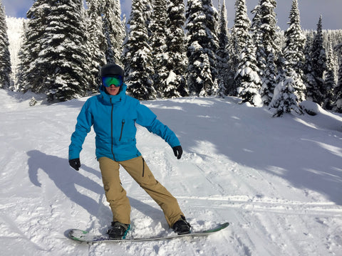 learn to snowboard, how to snowboard, snowboarding tips, how to snowboard better
