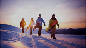 online snowboard lessons, learn to snowboard, how to snowboard