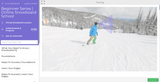 learn to snowboard, how to snowboard, online snowboard lessons, virtual snowboard lessons, online snowboard school