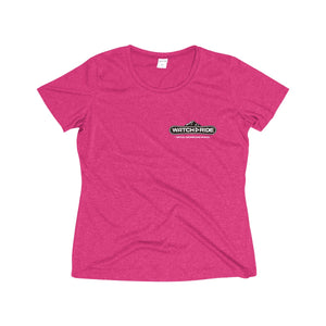 Watch & Ride Women's Sport Wicking Tee