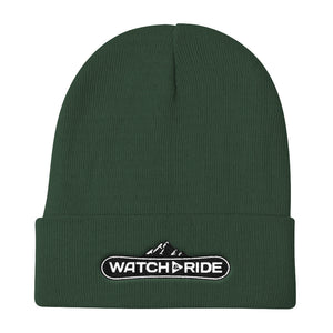 Watch & Ride Knit Beanie