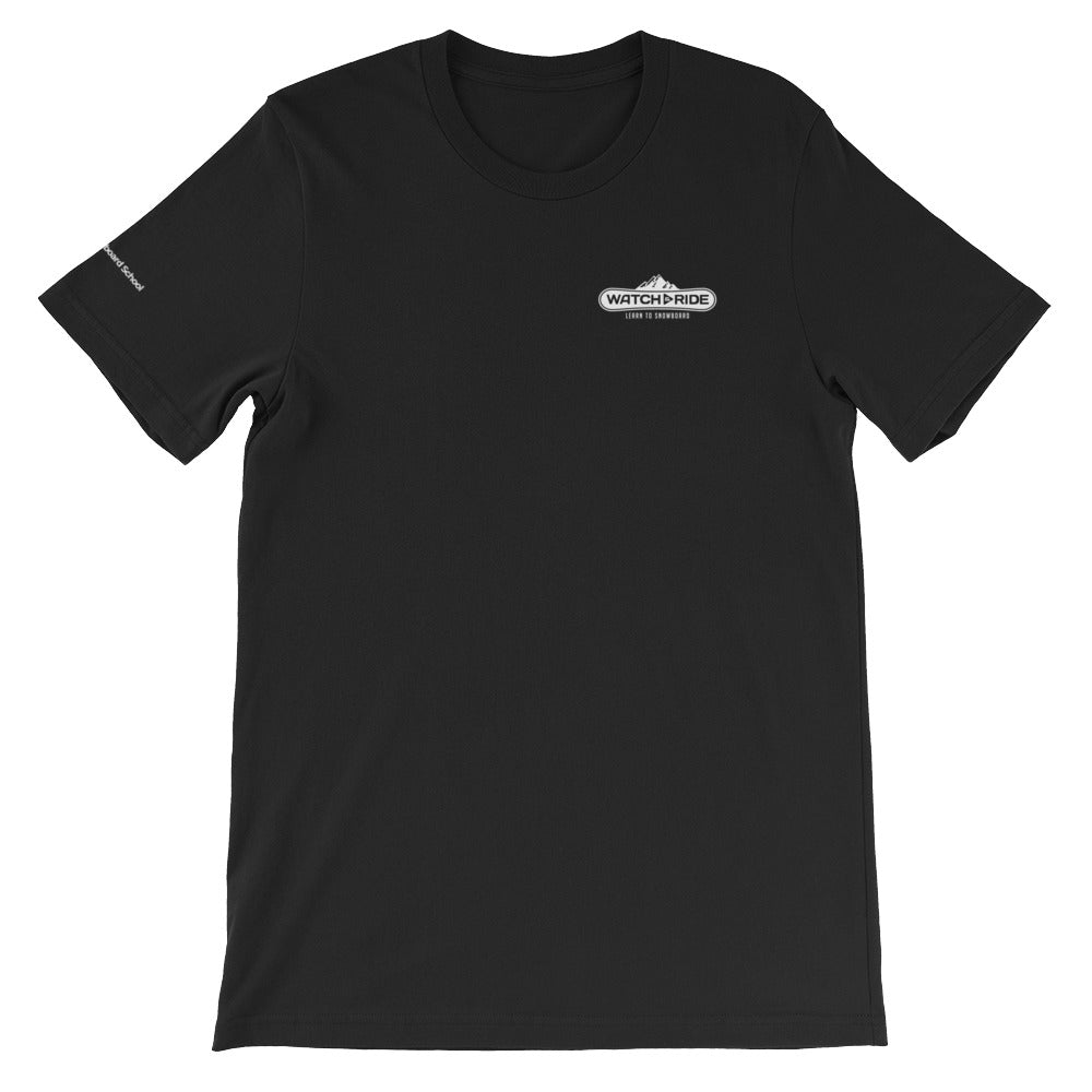 Watch & Ride Short Sleeve T-shirt - Unisex