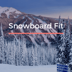 snowboard fit, online snowboard course, online snowboard lesson, snowboarding drills