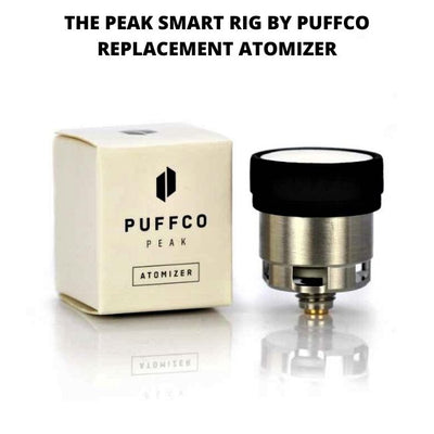 THE PEAK SMART RIG BY PUFFCO REPLACEMENT ATOMIZER