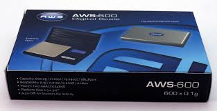AWS-600 DIGITAL SCALE (600 * 0.1G)