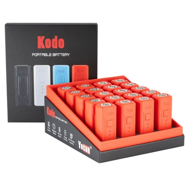 YOCAN KODO 400MAH BOX MOD - DISPLAY OF 20