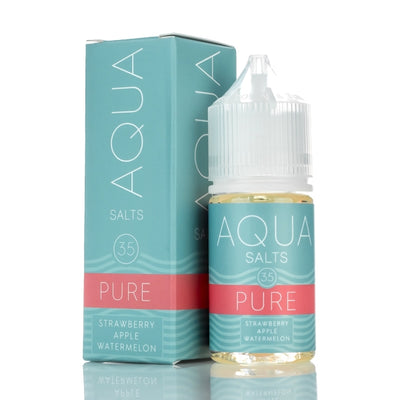 AQUA SALTS NICOTINE SALT E-LIQUID 30ML