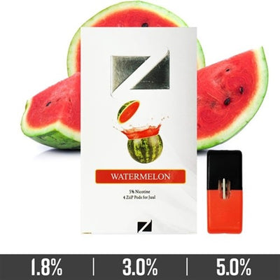 ZIIP PODS 1ML PRE-FILLED REPLACEMENT COMPATIBLE PODS