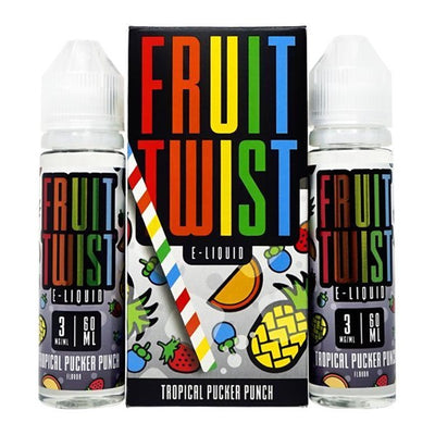 FRUIT TWIST E-LIQUID 120ML (2X 60ML)
