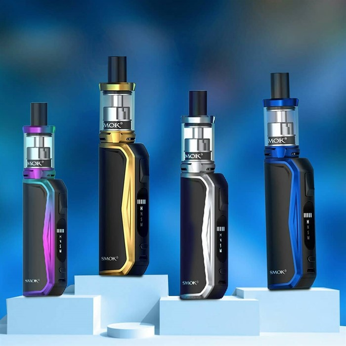 SMOK PRIV N19 1200MAH STARTER KIT WITH 2ML VAPE PEN NORD 19 TANK