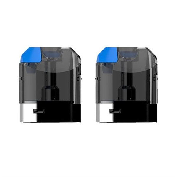 VOOPOO VFL 0.8ML REFILLABLE REPLACEMENT PODS - PACK OF 2