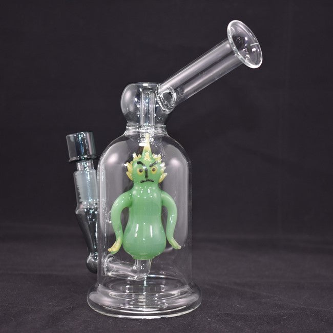WATER PIPE WITH ROTATION PERC