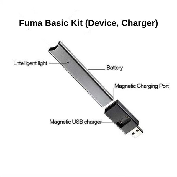 FUMA COMPATIBLE KIT ( DEVICE & CHARGER )