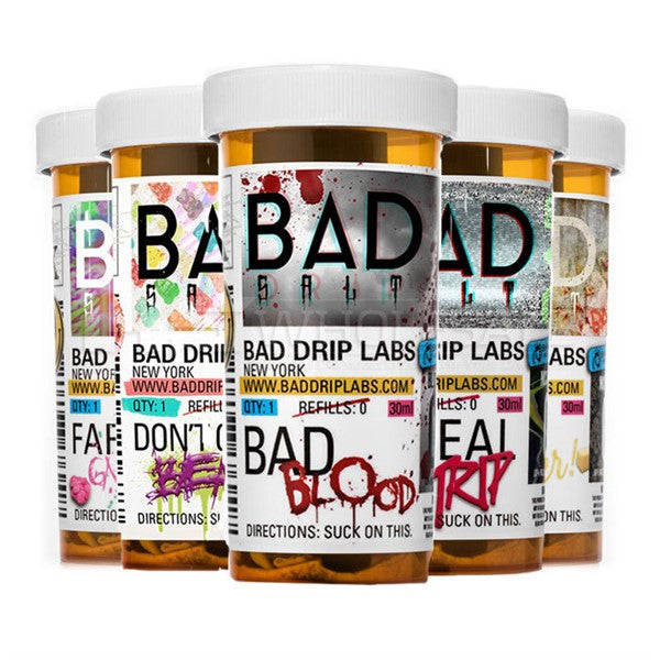 BAD DRIP E-LIQUID 60ML