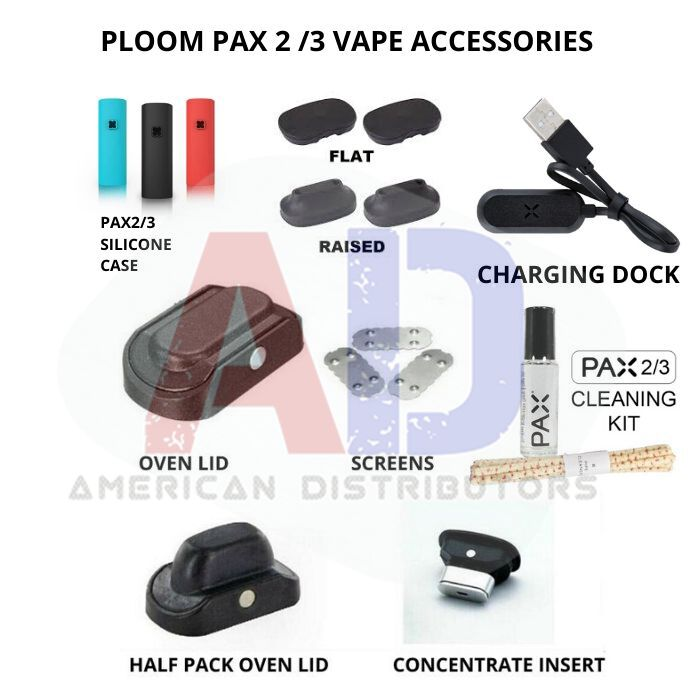 PLOOM PAX 2 /3 VAPE ACCESSORIES