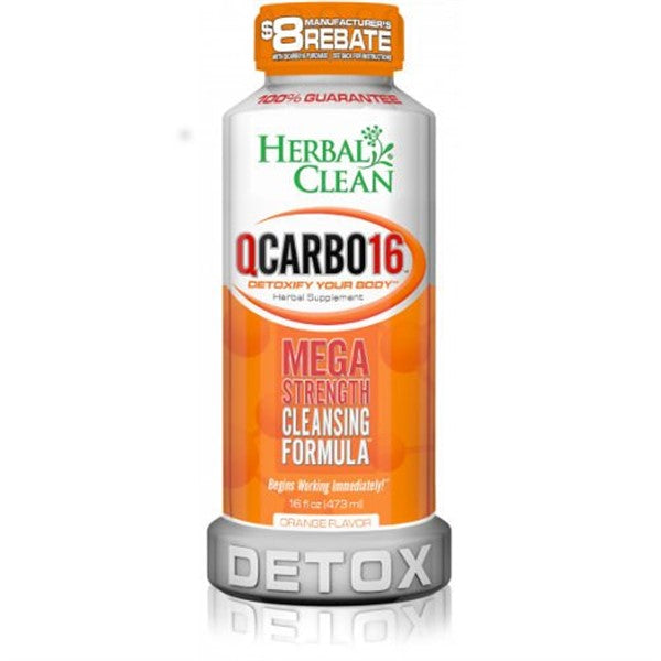 HERBAL CLEAN CARBO CLEAR STRAWBERRY MANGO 20 OZ