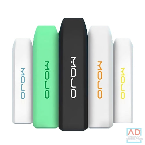 MOJO DISPOSABLE 5% SALT NICOTINE 1.2ml POD DEVICE