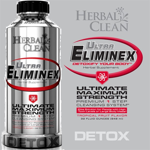 HERBAL CLEAN ULTRA ELIMINEX 32 FL OZ