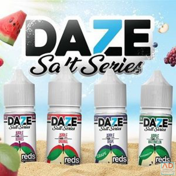 7 DAZE SALT 30ML E- LIQUID