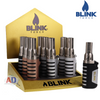 BLINK UNIX TORCH DISPLAY OF 9CT