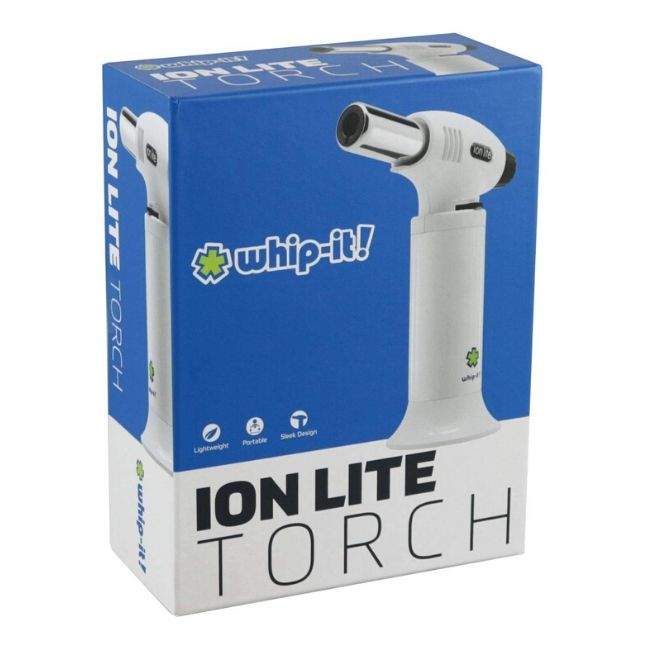WHIP-IT! ION LITE TORCH