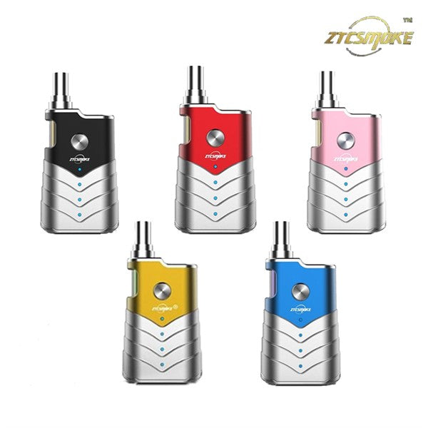 CANNA STARTER KIT 400MAH BY ZTC SMOKE