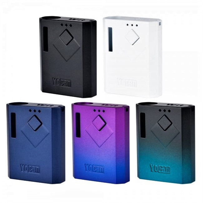 YOCAN WIT 500MAH VARIABLE VOLTAGE BOX MOD