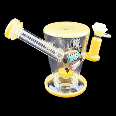 DISC STYLE WATERPIPE  WP193
