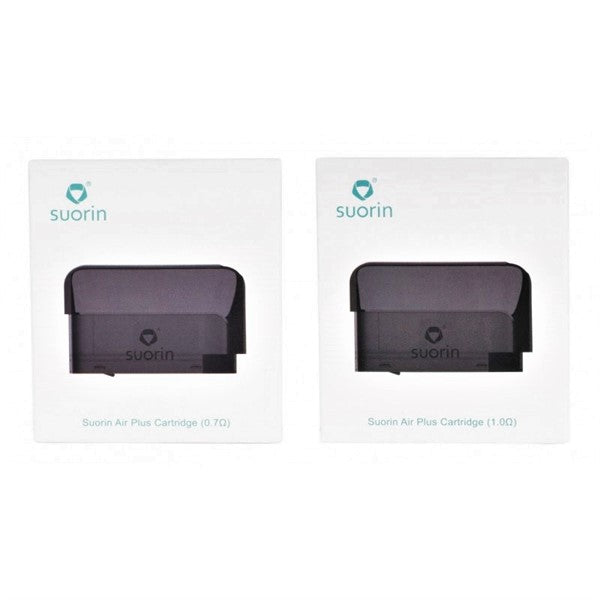 SUORIN AIR PLUS 3.5ML REFILLABLE REPLACEMENT POD CARTRIDGE - SINGLE
