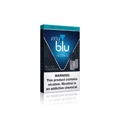 MYBLU INTENSE 1.5ML LIQUIDPODS REPLACEMENT PODS - DISPLAY OF 5 PACKS