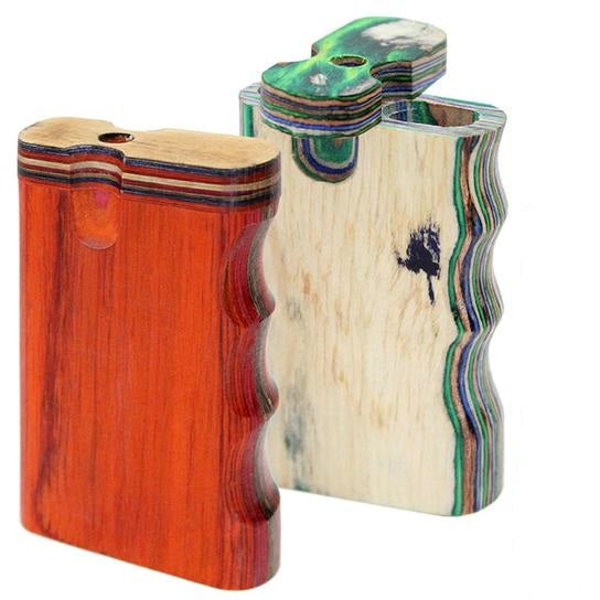 HANDGRIP SMALL WOODEN DUGOUT  (DUG7)