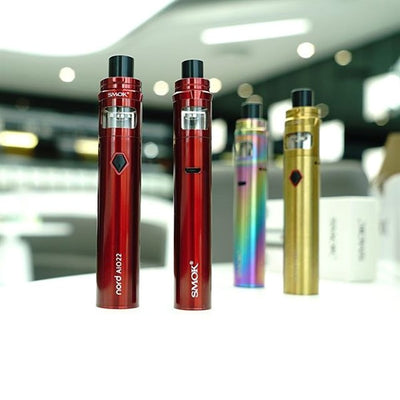 SMOK NORD AIO 22 STARTER KIT 2000MAH WITH 3.5ML BUILT IN GLASS TANK