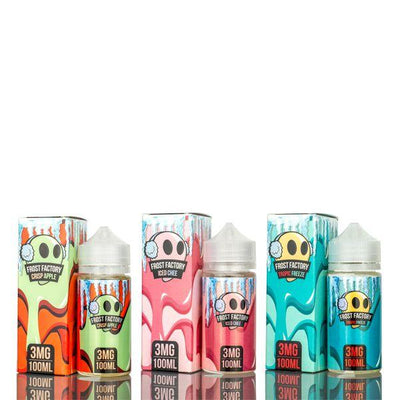 E-Liquid - Frost Factory By Air Factory E-Liquid 100ML